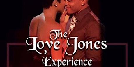 Musiek & Lyriques - The Love Jones Experience tickets