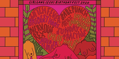 Girl Gang Leeds Birthday Fest 2020 tickets