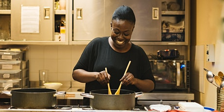 SOLD OUT - Nigerian cookery class with Betty tickets
