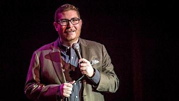 Comedian Jim Flannigan