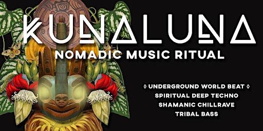 KUNALUNA // Kaöb live & Wākhan (FR) + Lune