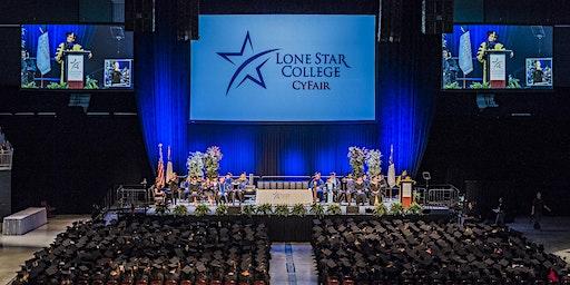 Lone Star College CyFair 2020 Commencement Orientation