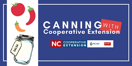 Canning With Cooperative Extension - Salsa