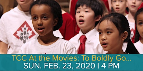 TCC At the Movies: To Boldly Go... tickets