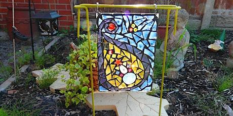 SUSPENDED TIL FURTHER NOTICE Garden Mosaic Sun Catcher (deposit) tickets