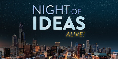 Night of Ideas: Alive! tickets