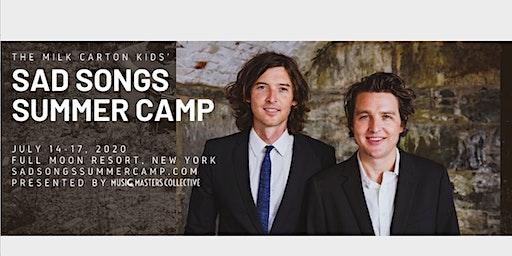 The Milk Carton Kids' Sad Songs Summer Camp