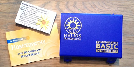 Beginners course: Prescribe homeopathy at home tickets