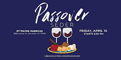 Annual Passover Seder 2020