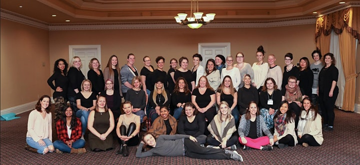 VIRTUAL Black & White with a Touch of Pink: Pink Pearl Canada's Fundraiser image