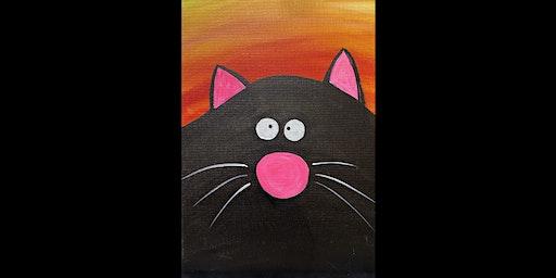 Paint 'N Pajamas Fat Cat