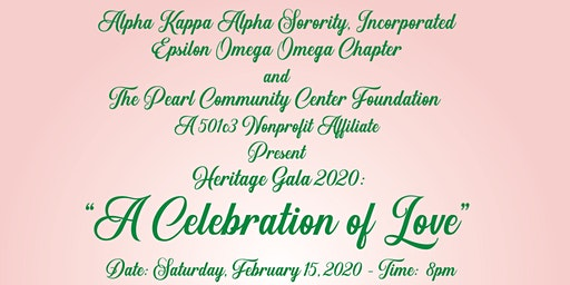 Epsilon Omega Omega Celebration of Love Gala
