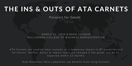 The Ins & Outs of ATA Carnets