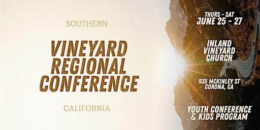 Vineyard Regional Conference