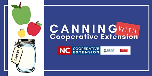 Canning With Cooperative Extension - Apples