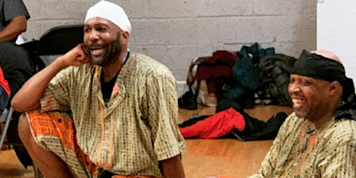 Living Arts Collective & The Harambee Collective presents,Baba's Rising Sons:featuring Stafford C. Berry,Jr. & McDaniel Roberts: African Dance workshop