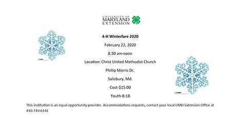 Winterfare 2020 tickets