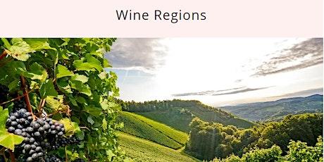 Wine Regions tickets