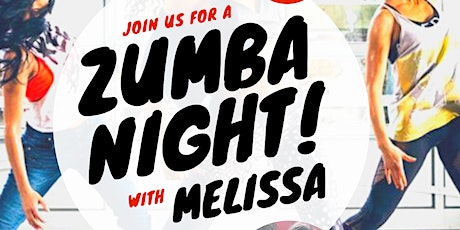 Zumba Night with Melissa tickets