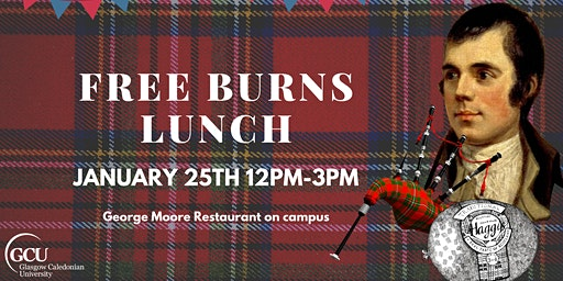 FREE Burns Lunch