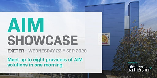 AIM Showcase 2020 | Exeter