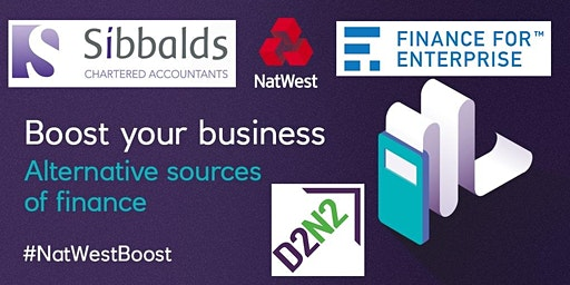 Funding For Your Business: Sources of Finance Available #SibbaldsAccountants