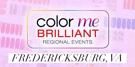 Color Me Brilliant - Fredericksburg, VA tickets