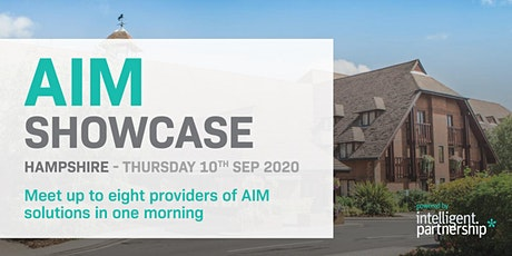 AIM Showcase 2020   Cheshire tickets