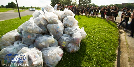 Anacostia River Festival Trash Clean Up 2020 tickets