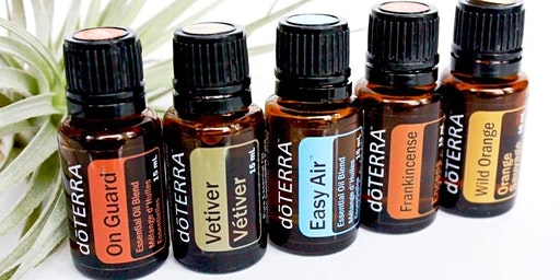 Natural Solutions for Healthy Living  with doTERRRA Essential Oils
