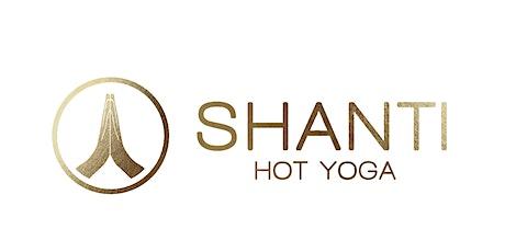 FREE Sculpt Class at Shanti Hot Yoga tickets