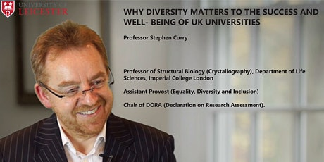 Why Diversity Matters to the Success and Well-being of UK Universities tickets