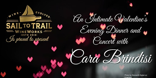 An Intimate Valentine's Dinner with Cara Brindisi