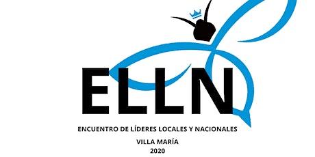 Encuentro de Líderes Locales y Nacionales 2020 - J entradas