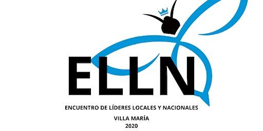 Encuentro de Líderes Locales y Nacionales 2020 - J