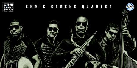 WDCB Jazz Night at Water Street Studios Featuring the Chris Greene Quartet tickets