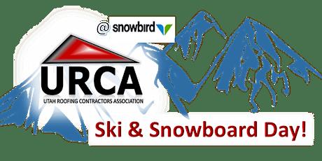 URCA SKI AND SNOWBOARD DAY! tickets