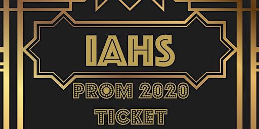 IAHS Jr/Sr. 2020 Prom