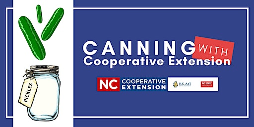Canning With Cooperative Extension - Pickles
