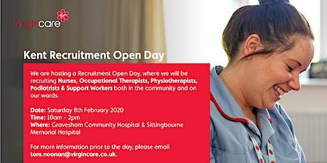 Recruitment Open Day - Sittingbourne tickets