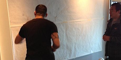 Bloodstain Patterns in Crime Scenes tickets