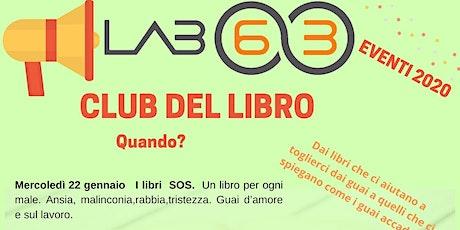 CLUB DEL LIBRO VEZZANO 22 GENNAIO 2020 biglietti