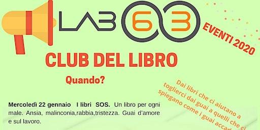 CLUB DEL LIBRO VEZZANO 22 GENNAIO 2020