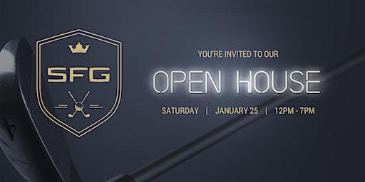 SwingFit Golf Open House