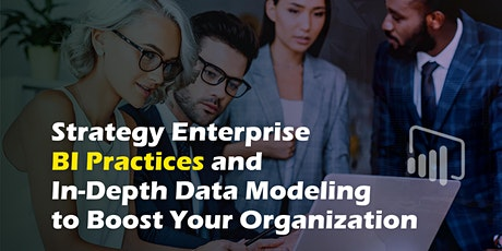 Strategy Enterprise BI Practices and In-Depth Data Modeling to Boost Your Organization tickets