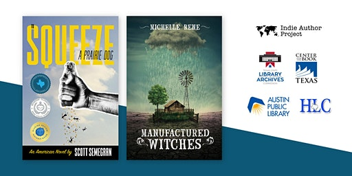 Texas Author Project Awards Reception