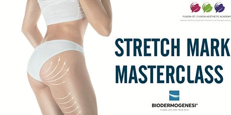 FREE Stretch Mark Masterclass with Biodermogenesi - February tickets