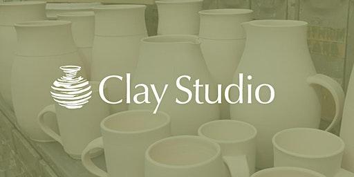 Clay Studio Drop-In Open House