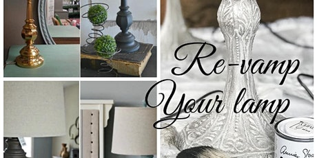 Re-vamp Your Lamp Workshop tickets