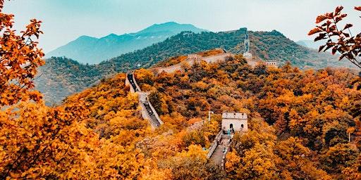Séance d'information–Court séjour en Chine
